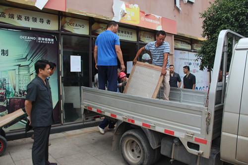 鄂城区法院:强制腾房集中执行行动首战告捷